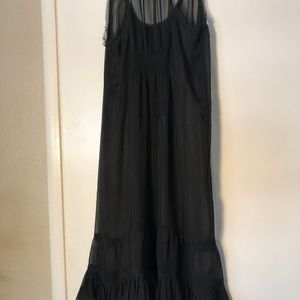 Sheer Vintage Style Summer dress